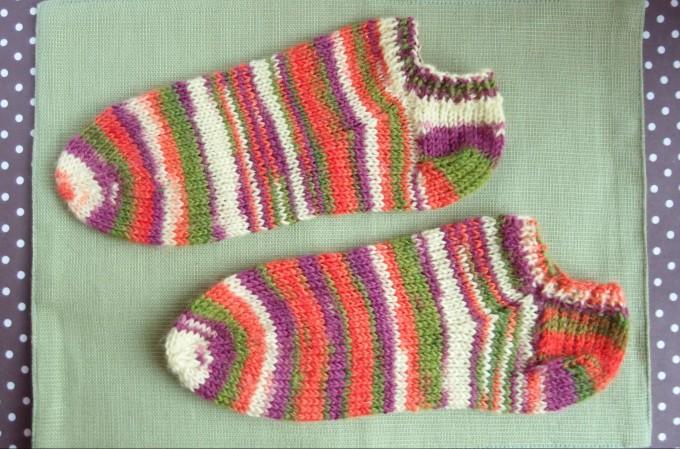 basic ankle sock