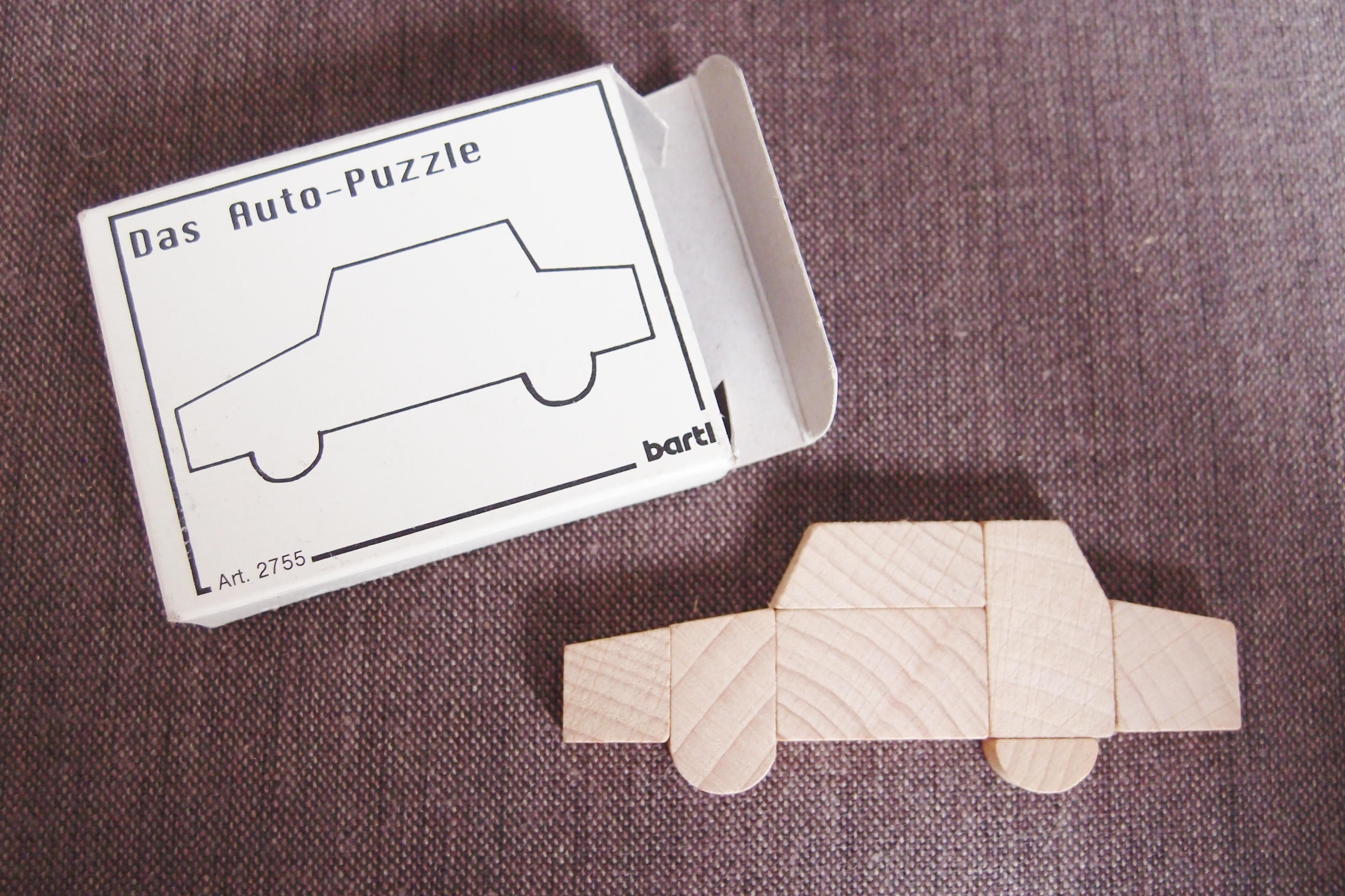 Teufelsknotenと言う、ドイツ製のパズルみたいなおもちゃ×2種類