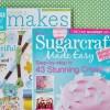 イギリスのシュガークラフトと手芸の雑誌