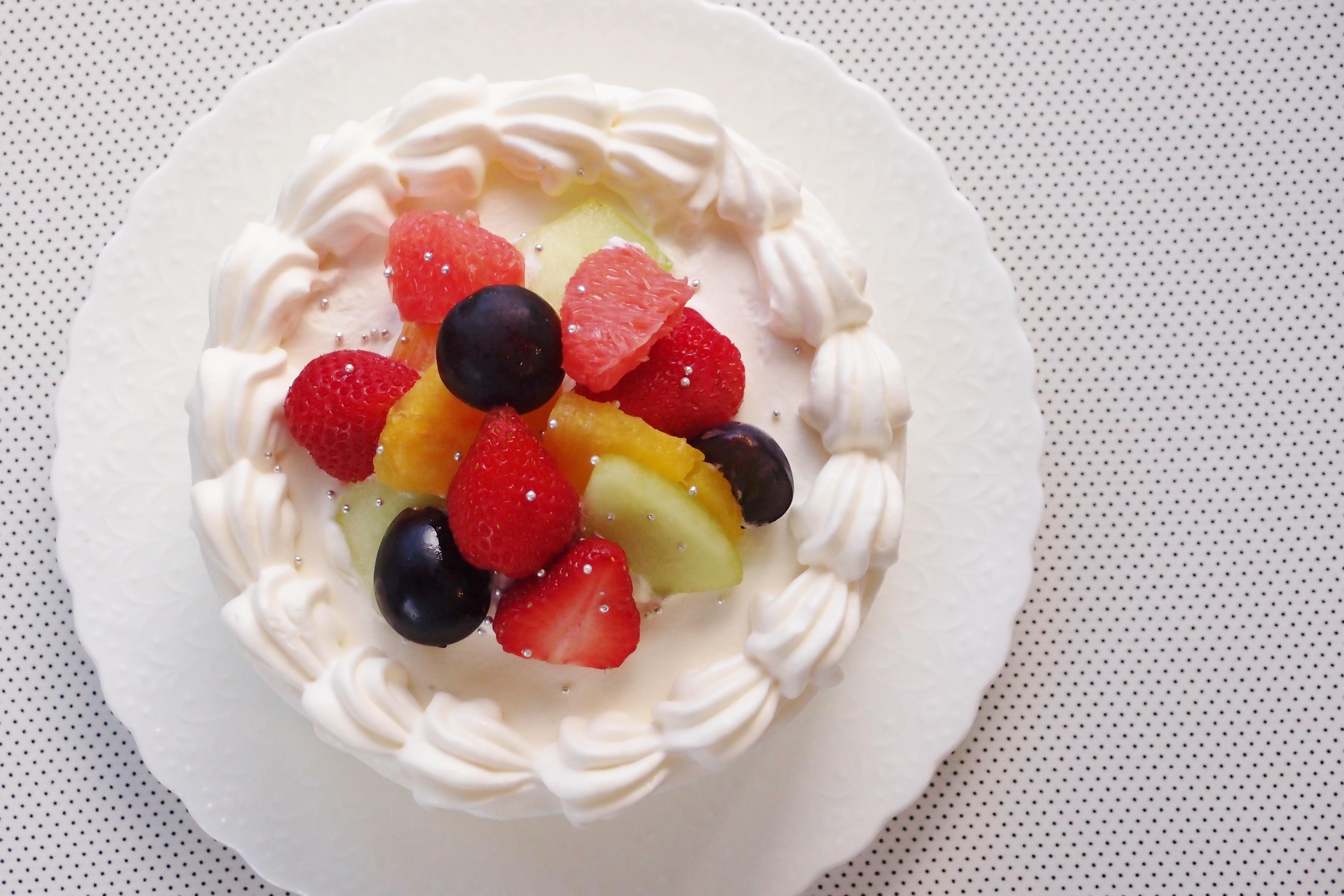 ド素人の私が失敗から学んだ、きれいなデコレーションケーキを作るためのコツ
