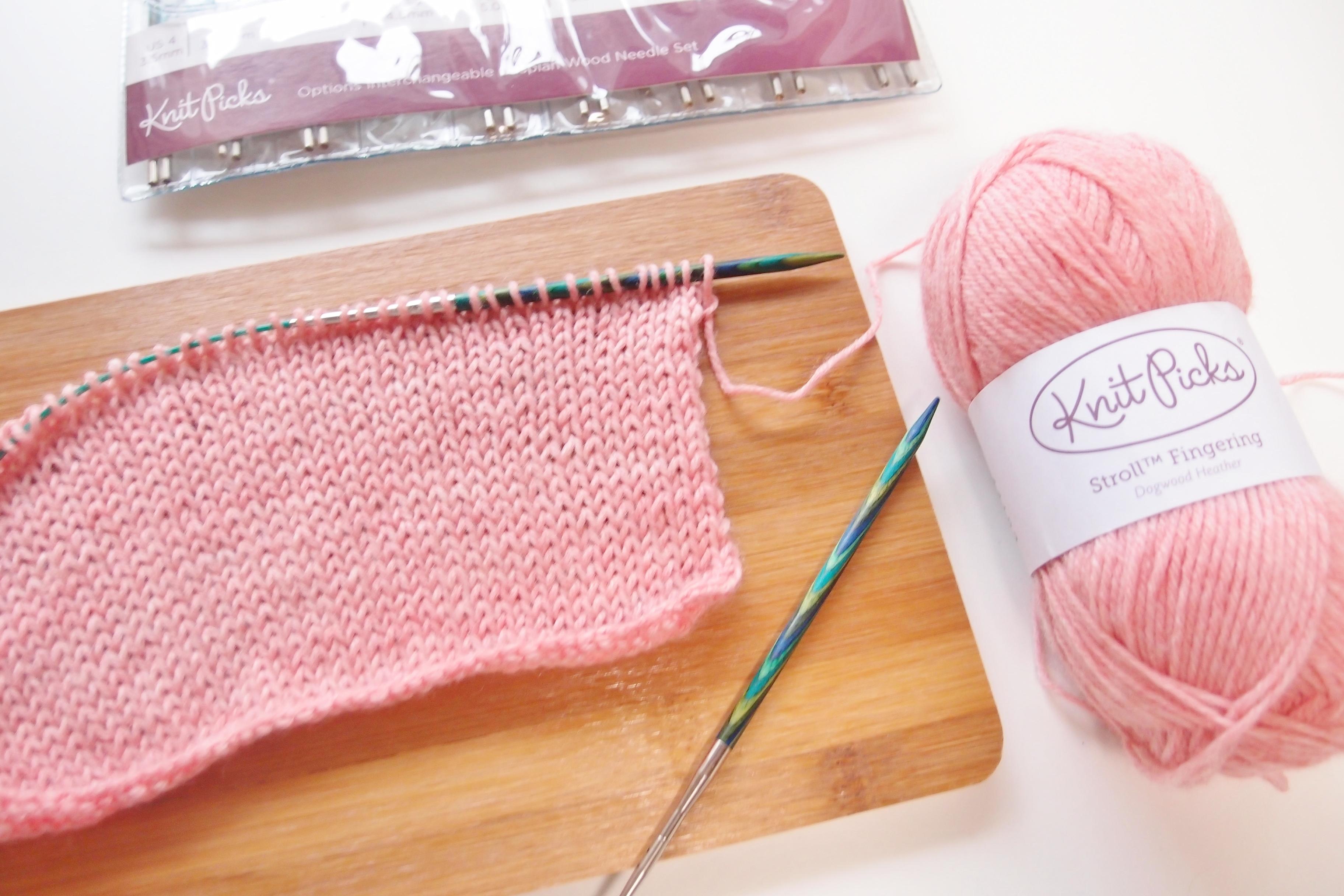 アメリカ式で編むと時間がかかって編地が硬くなると言う悩みに対しての、具体的な解決策