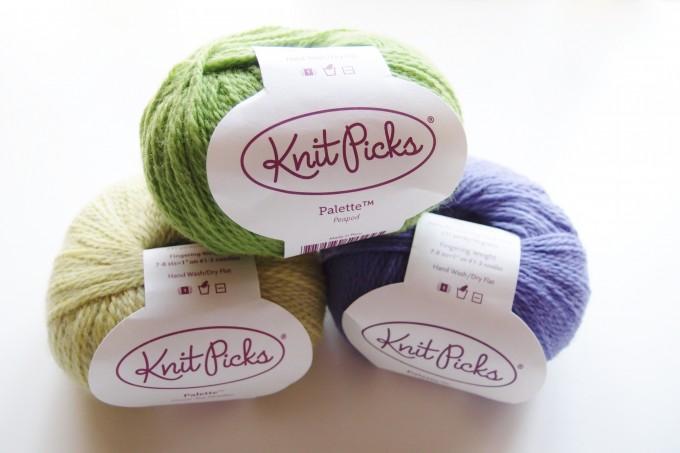 knitpicks の毛糸