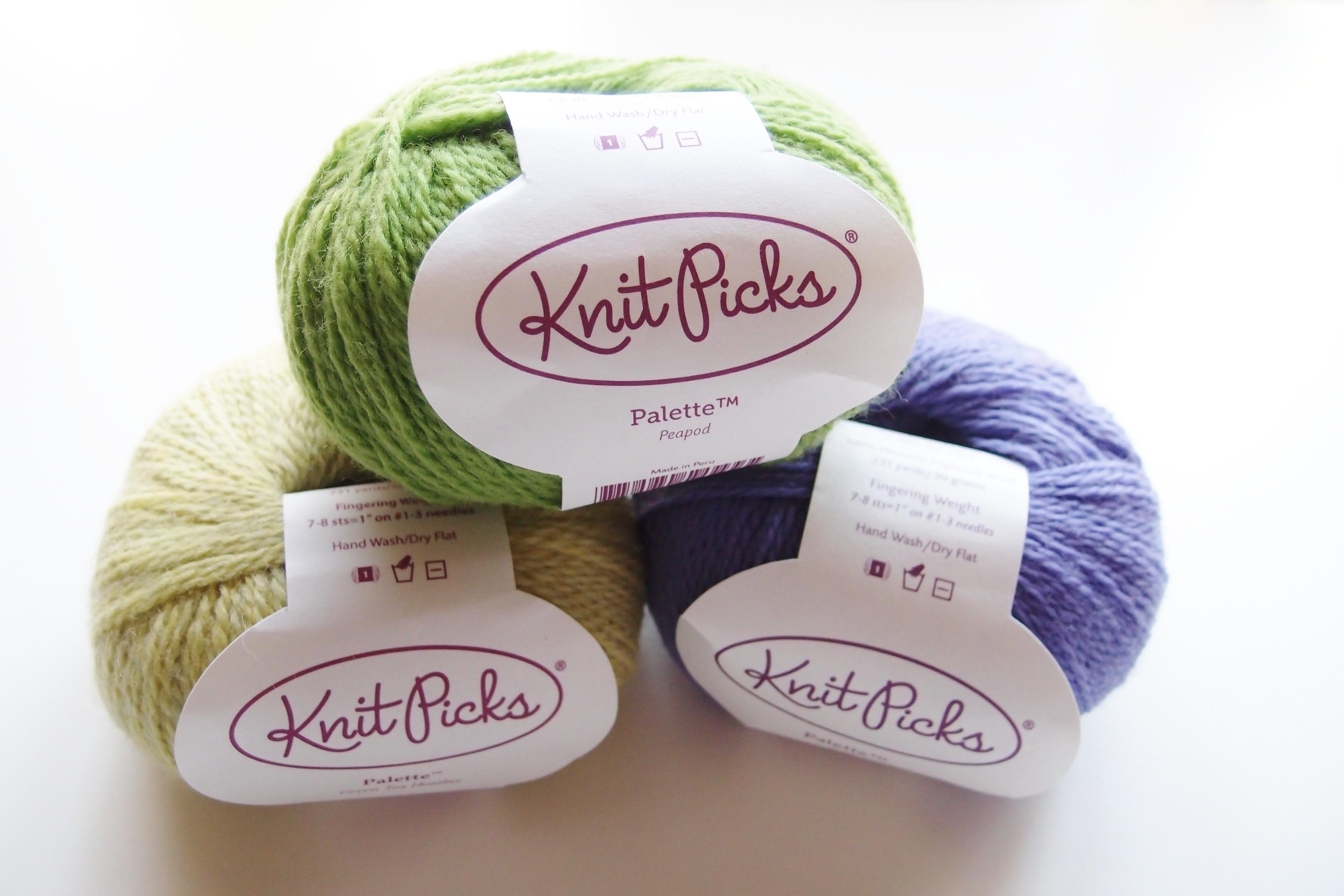 最近購入した編み物関連のグッズ