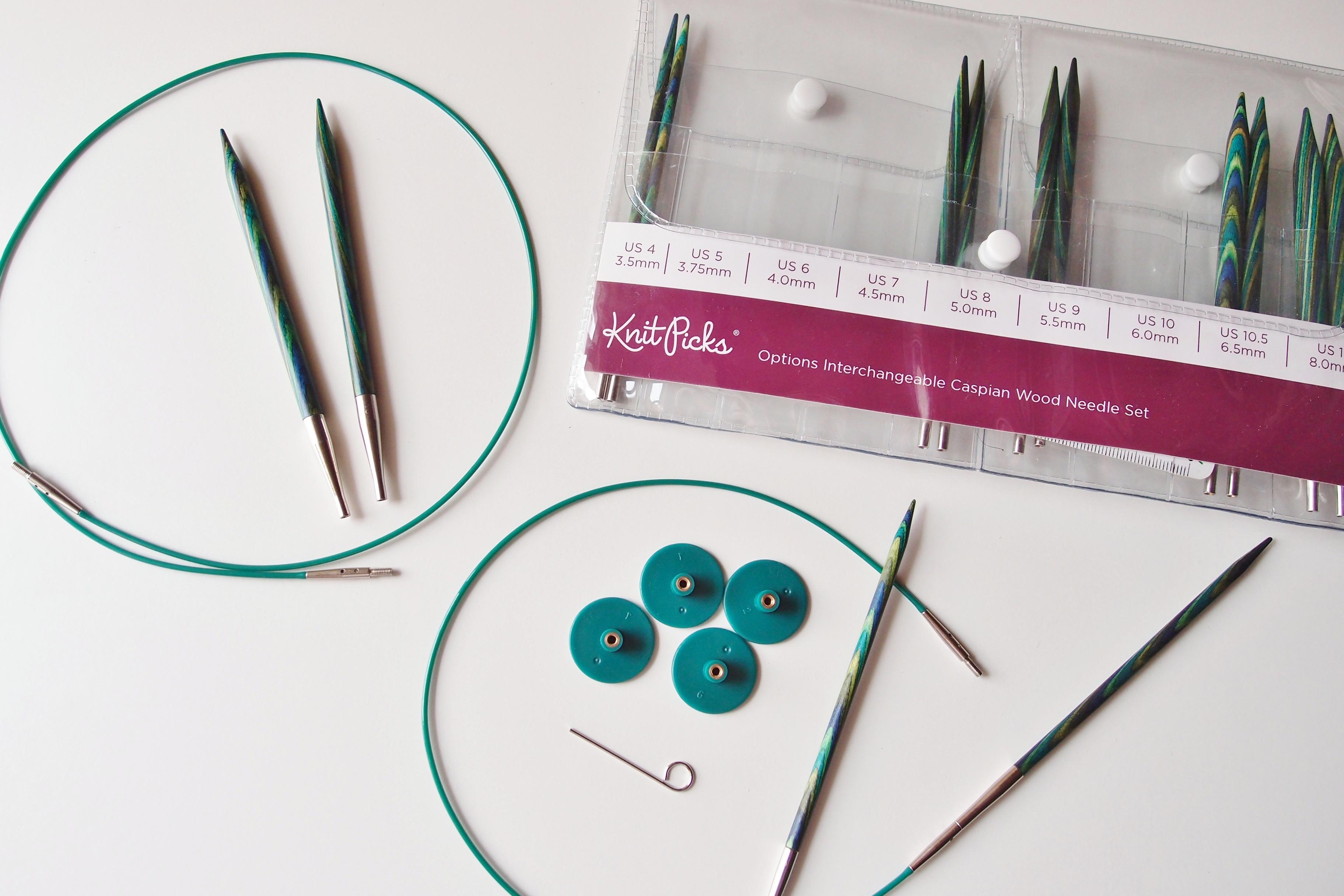 Knitpicks(knitpro)輪針セットのレビュー