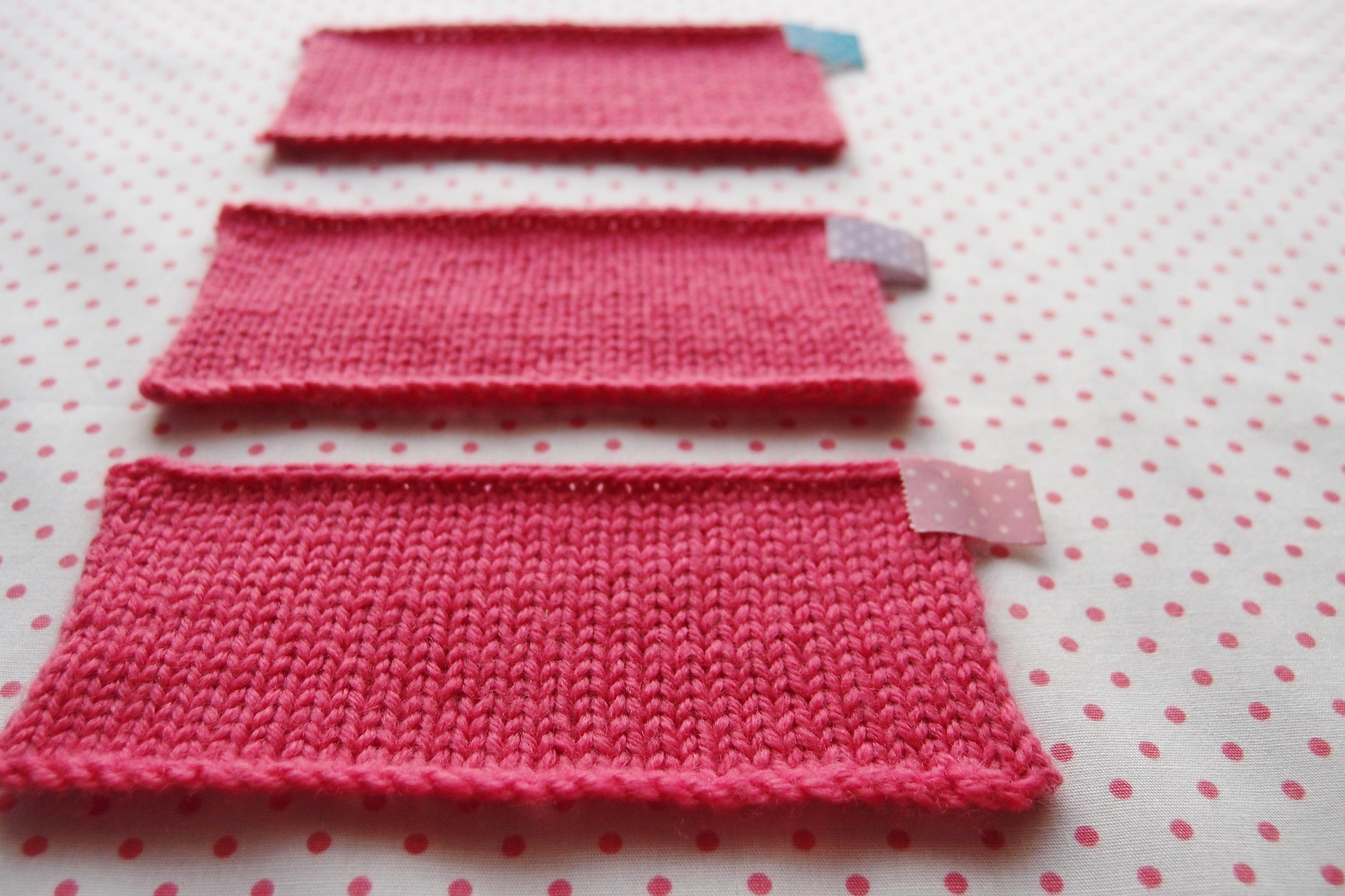 作り目のいろいろーCable cast on と Knitted cast onー