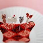 京都みすや針さんの可愛すぎるまち針(京都旅行1)