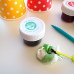 シュガーペースト(シュガークラフトの材料)で作る小さなお花の作り方 その2