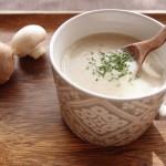 じゃがいもとマッシュルームのスープの作り方