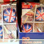 イギリスの100円ショップ・Poundland で見つけたお菓子作り関連の道具など