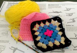 イギリスのカレッジで編み物を習う part 3/3【Morley College 編】