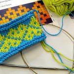 イギリスのカレッジで編み物を習う part 2/3【City Lit 編】