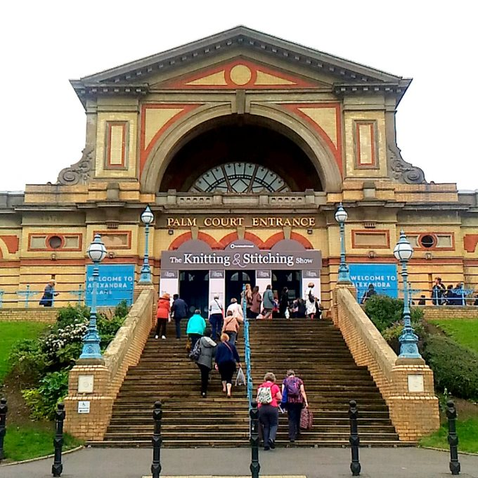 Knitting And Stitching Show Alexandra Palace 2017 : ???????????? Knitting & Stitching Show 2017 ?????????   My Cup of Tea