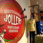 【エストニア】旧市街のかわいい毛糸屋さん、Jolleri Handicraft Chamber (Jolleri käsitöökamber)