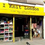 【イギリス】I Knit London ー パンチが効いていてモダンなロンドンの毛糸屋さん