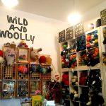 【イギリス】Wild And Woolly ー ロンドンの小さな毛糸屋さん