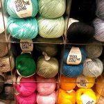 【イギリス】John Lewis の手芸コーナー再び。イギリスの毛糸が充実していることに気づく。