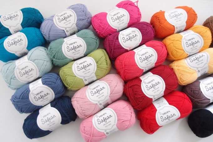 ヨーロッパで人気の Drops Yarn(ドロップスヤーン)を大人買い