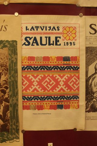 【ラトビア】リガの歴史と海運の博物館で伝統工芸に触れる