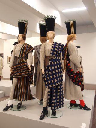 【リトアニア】 舞台衣装としての民族衣装ーリトアニア国立博物館 Part2.