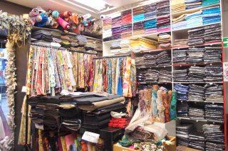ロンドンで布を安く買える場所なら Goldhawk Road!リバティプリントもお得に購入できます!