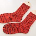 2 at a time(2枚同時編み)で靴下を編んでみたので、気づいたことなどを記録します!