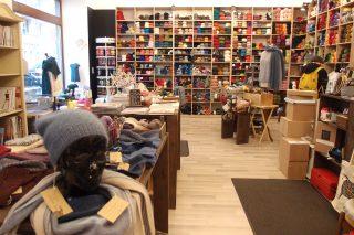 【ドイツ】ベルリンのモダンな毛糸屋さん・Wollen Berlin