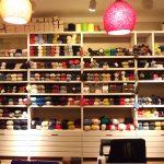 【ドイツ】ベルリン中心部・ミッテにあるブティックのような毛糸屋さん、Knit Knit Berlin