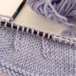 裏から行う右上二目一度(裏目の右上2目一度・SSP/Slip Slip Purl)の一番簡単な編み方はこれです!