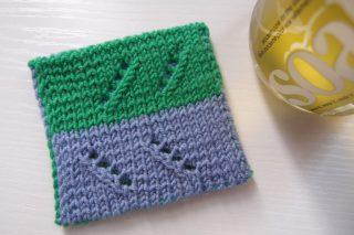 Wild And Woolly で Double Knitting のワークショップを受講+ブロッキング用のソープを購入しました