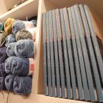 "Anna Maltz の新刊、""Marlisle: a new direction in knitting"" の出版記念パーティーに行ってきました~!"