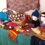 Surrey Knitting and Crochet Group の展示ですごい作品の数々に遭遇!【Unravel Yarn Festival 3/3】