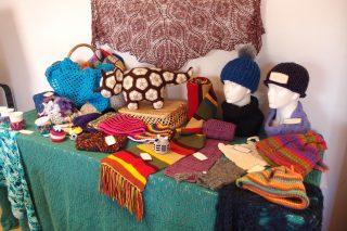 Surrey Knitting and Crochet Group の展示ですごい作品の数々に遭遇!【Unravel Yarn Festival 3/3】