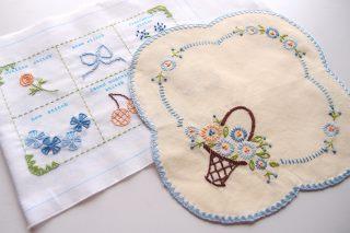 【フェリシモ】初心者がクチュリエの刺繍キット「はじめてさんのきほんのき」に挑戦してみました!