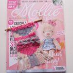 イギリスのクラフト雑誌の付録で、Weaving(織り物)を織ってみました