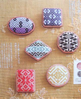 フェリシモ(クチュリエ)秋冬号のカタログで気になった、編み物以外の手芸関連商品