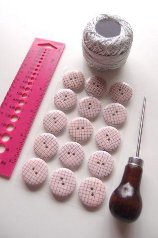 表参道の「ソストレーネグレーネ」で購入した、編み物と手芸のグッズ