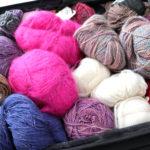 編みたい作品と、使いたい毛糸が一致しないという問題