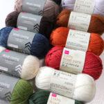 【2019年9月】100均(ダイソー)で毛糸を2種類、大量購入しました!