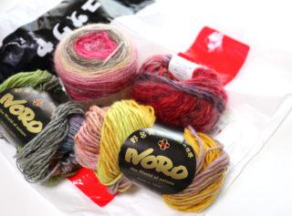 【毛糸購入レポ】ユザワヤで購入したセール毛糸&ソストレーネグレーネの雑貨