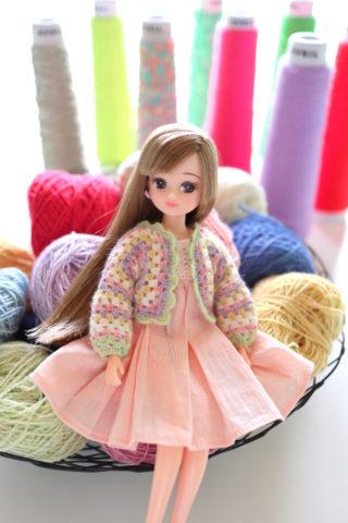 【毛糸購入レポ】アヴリルの毛糸&縮絨の方法について(動画あり)